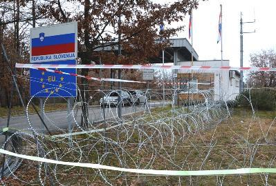 Slovenija počela s postavljanjem dodatne ograde uz granicu s Hrvatskom
